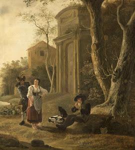 RIJKS: Jan Baptist Wolfaerts: painting 1646