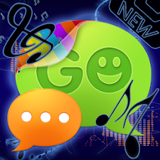 Music Theme for GO SMS Pro