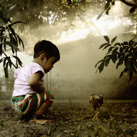 by Lalu Agus Suhardiman - Babies & Children Toddlers