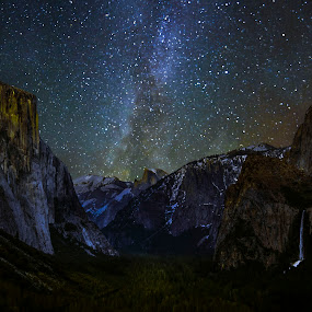 by Kam Mccallister - Landscapes Starscapes