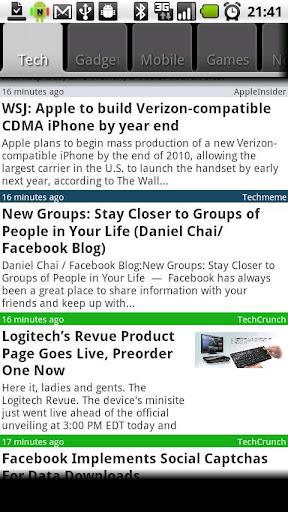Newsflash Plus
