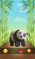 Screenshot of Talking Panda