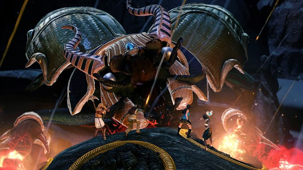 Crystal Dynamics announces Lara Croft And The Temple Of Osiris downloadble title