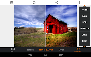 Screenshot of HDR FX Photo Editor Pro