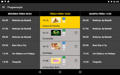 Download Android App TV SBT for Samsung