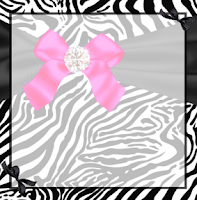 Screenshot of Zebra Love GO SMS Pro Theme