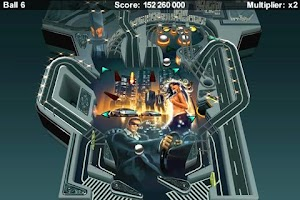 Screenshot of Pinball Ride