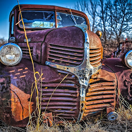 Checotah Ford by Ron Meyers - Transportation Automobiles