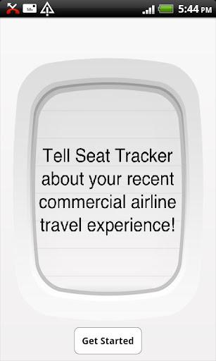 Seat Tracker
