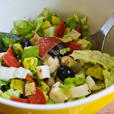 Kalyn's Favorite Antipasto Chopped Salad