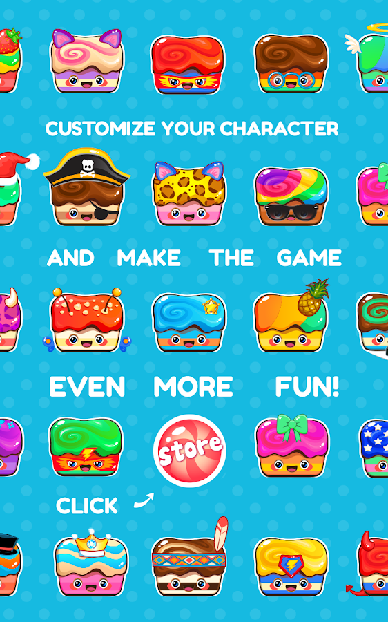 Cake Jump Screenshot 9
