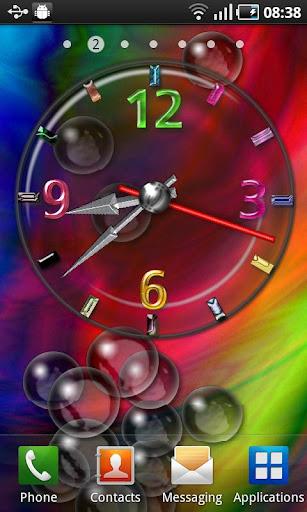 酷泡泡時鐘