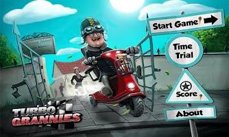 Screenshot of Turbo Grannies