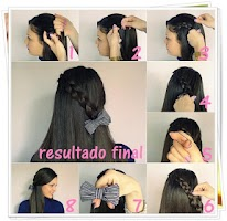 Screenshot of Easy Hairstyles with Braids