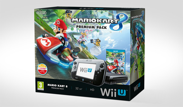 Mario Kart 8 gets a hardware bundle in the UK