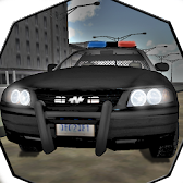 Los Angeles Police Driving APK Icon