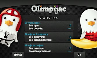 Screenshot of Olimpijac