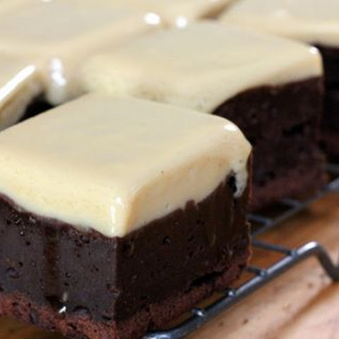 Cardamom Fennel Brownies