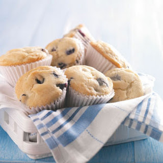 Kids' Favorite Blueberry Muffins