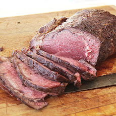 Grill-Roasted Whole Bison Boneless Rib Roast