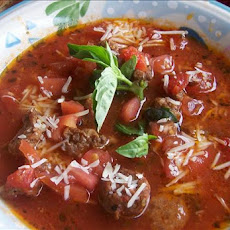 Season's Italian Crock Pot Soup