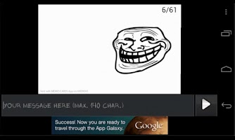 Screenshot of Memes' Cards