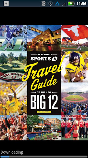 Big 12 Sports Travel Guide