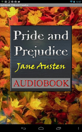 Audiobook: Pride and Prejudice