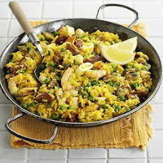Easiest Ever Paella