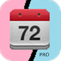 Baby Countdown Pro icon
