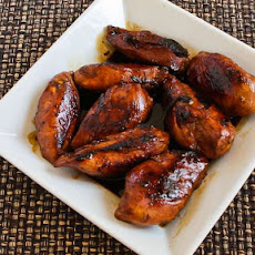 Chicken Adobo (Chicken cooked in soy sauce and vinegar)