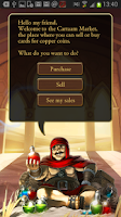 Screenshot of Moonga TCG - Trading Card Game