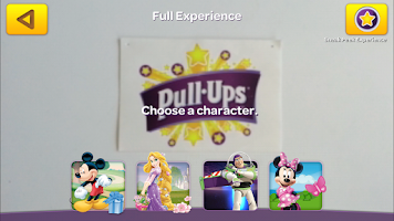 Screenshot of Pull-Ups* Big Kid App