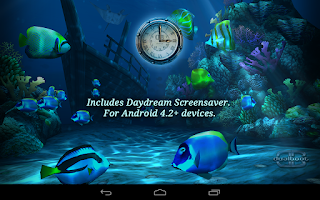 Screenshot of Ocean HD