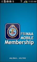 Screenshot of FBINAA Mobile Membership