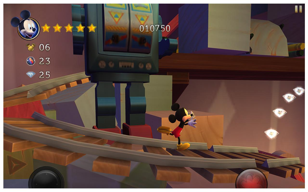 Castle of Illusion Screenshot 8