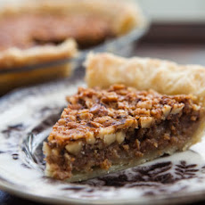 Walnut Maple Pie