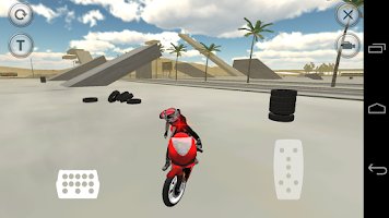 Screenshot of Extreme Moto