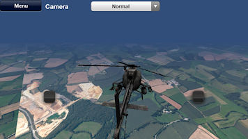 Screenshot of Helicopter Flight Simulator