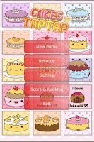 Screenshot of Cakes Tap Tap