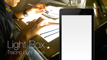 Screenshot of Light Box(Tracing Light Table)