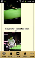 Screenshot of Ronnie OSullivan