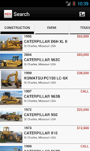 Heavy Equipment Resources Inc. - screenshot