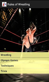 Rules of Wrestling - screenshot