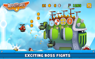 Screenshot of Adventures In the Air