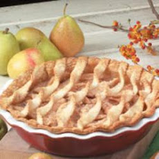 Fresh Pear Pie