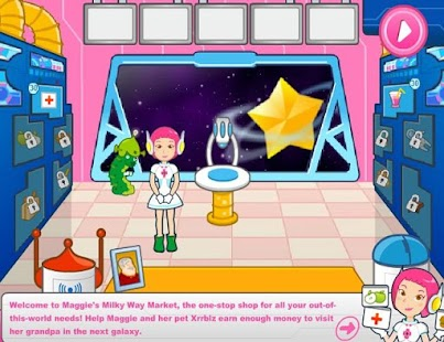Restaurant in Outer Space - screenshot