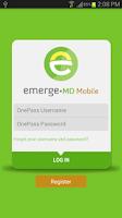 Screenshot of OnePass