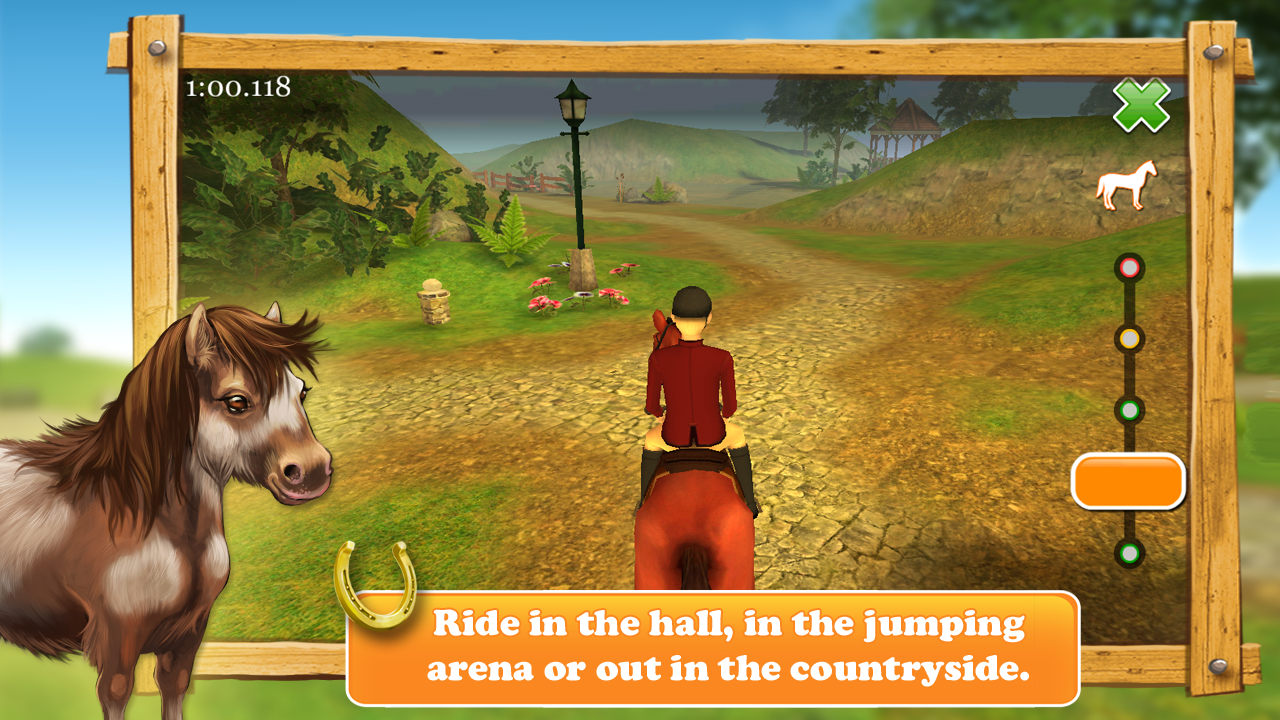 HorseWorld 3D LITE Screenshot 16