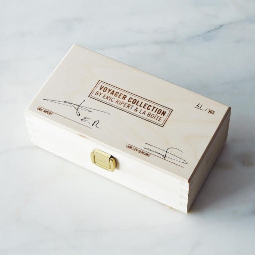 Voyager Box Spice Set by Eric Ripert & La Boîte, Limited Edition
